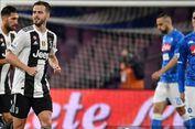 Hasil Napoli Vs Juventus, Si Nyonya Besar Nyaman di Puncak