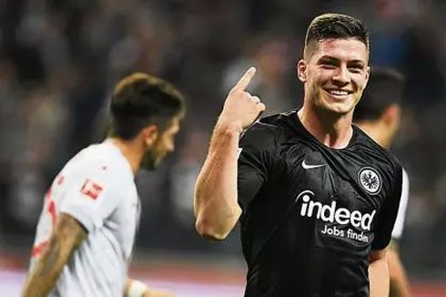 Real Madrid Menangi Perburuan Luka Jovic