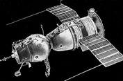 Hari Ini dalam Sejarah: Soyuz 1 Meluncur, tetapi Gagal dan Kosmonotnya Tewas