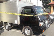 Polisi Tangkap Pencuri Mobil Boks di Kebon Jeruk