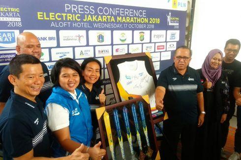 Rute Baru Jakarta Marathon 2018, Lomba Dimulai dari GBK