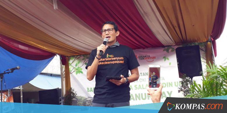 Sandiaga: Menteri Susi Semangat Beri Masukan Reklamasi