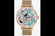 Seniman Ini Bikin Mickey Mouse Melukis di Arloji Nixon