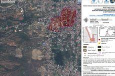 Data Satelit Ungkap 47,8 Hektar Wilayah Palu Amblas
