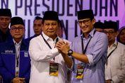 Elektabilitas Prabowo-Sandiaga Jauh di Bawah Jokowi-Ma'ruf, Ini Kata Gerindra