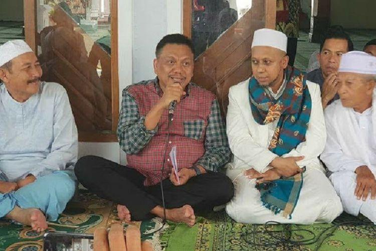 Olly Hadiri Perayaan Hari Raya Ketupat di Kampung Jawa Tondano