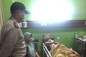 Truk Hantam Angkutan Desa Berpenumpang Siswa SMK, 7 Terluka Parah