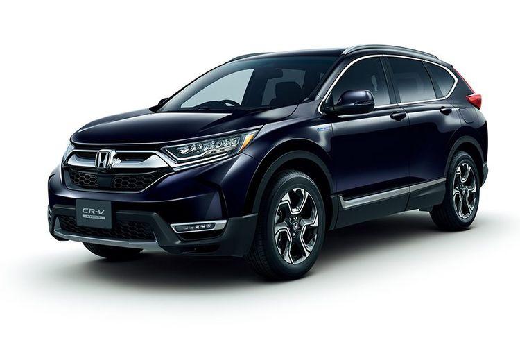 Honda CR-V Hybrid EX 2018.