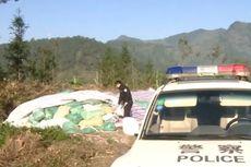 Kelompok Penyelundup 5.000 Ton Sampah Ilegal ke China Diringkus Polisi
