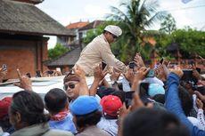 Kampanye di Bali, Prabowo: Salah Memilih, Tak Hanya 5 Tahun Negara Menderita