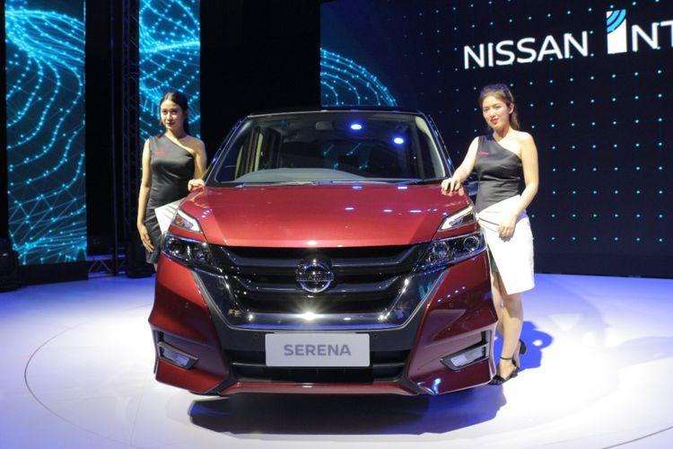 Nissan Serena baru resmi mengaspal di Indonesia