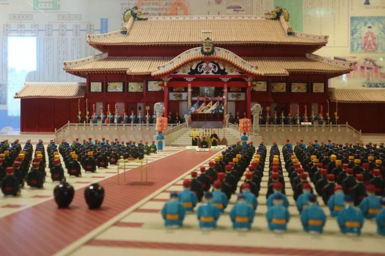 Kastil Ini Bukti Jepang Punya Kerajaan Besar di Okinawa