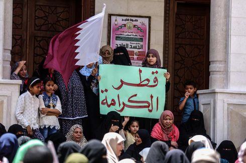 Qatar Beri Dana Hibah Rp 192 Miliar untuk Gaza
