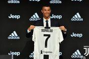 Dalam 24 Jam, Jersey Juventus CR7 Ludes Terjual 520.000 Unit