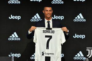 Neymar Senang Ronaldo Hengkang ke Juventus
