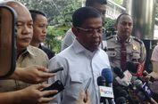 Diperiksa 9,5 Jam, Idrus Marham Ingin Urusan soal PLTU Riau-1 Tuntas