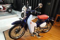 Inden Honda Super Cub C125 Sampai 2020