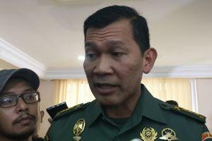 Kapendam Jaya: Info 'Sweeping' Juru Parkir di Ciracas Hoaks