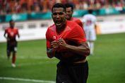 Alberto Goncalves Mulai Berlatih di Madura United