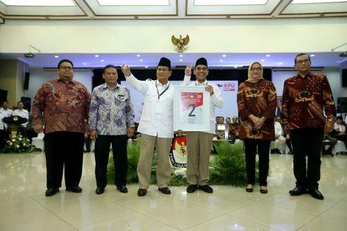 Dulu Dipakai Jokowi-JK, Kini Salam