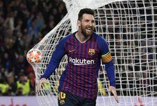 Barcelona Vs Liverpool, Lionel Messi dkk Menang Tiga Gol Tanpa Balas