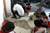 Viral, Warga Beli Motor Honda CRF Pakai Uang Koin Rp 1.000 Hasil Tabungan Anak