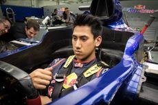 Sean Gelael Jadi Pebalap Scuderia Toro Rosso