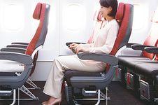 Rasanya Duduk 7 Jam di Kursi Pesawat Kelas Ekonomi Terbaik di Dunia