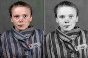 Foto Korban Kamp Konsentrasi Nazi Jerman di Auschwitz Dipublikasikan