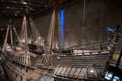 Bangkai Kapal Perang Vasa dengan Kisah Memalukan sekaligus Luar Biasa