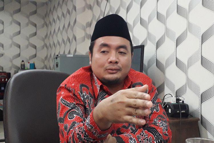 Komisioner Bawaslu Mochammad Afifuddin