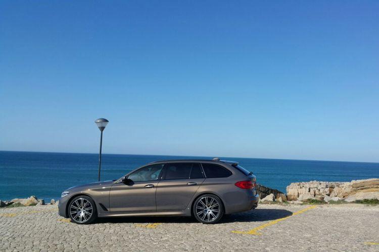 BMW 5 Series Touring siap mengisi pasar spesifik di Tanah Air