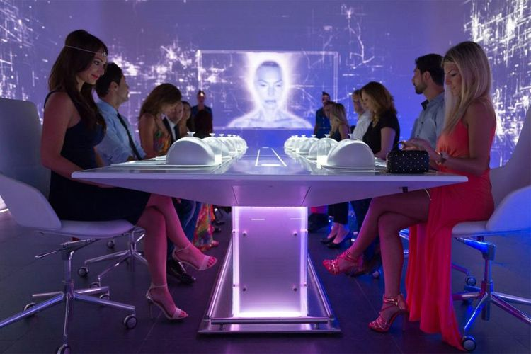 Sublimotion, Ibiza, Spanyol. Restoran termahal di dunia saat ini.
