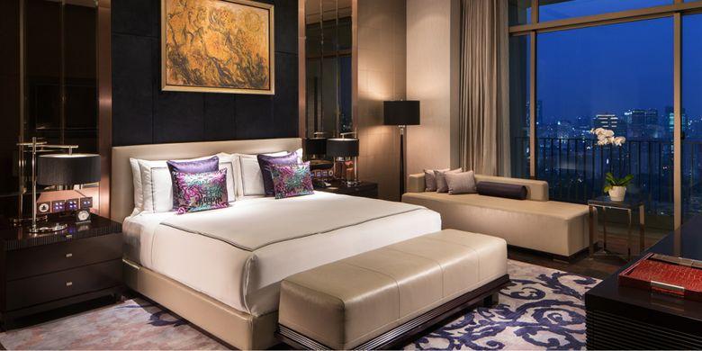 Kamar suite hotel terbaik indonesia tahun 2018 for Dekor kamar hotel ulang tahun