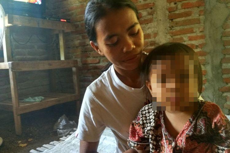 Balta Melinda Yesa Maharani yang berada di Dusun Depok, Desa Kayen, Kecamatan Karangan, Kabupaten Trenggalek, Jawa Timur, yang pernah dikunjungi calon wakil gubernur Jawa Timur Puti Guntur Soekarno beberapa waktu lalu (14/04/2018).
