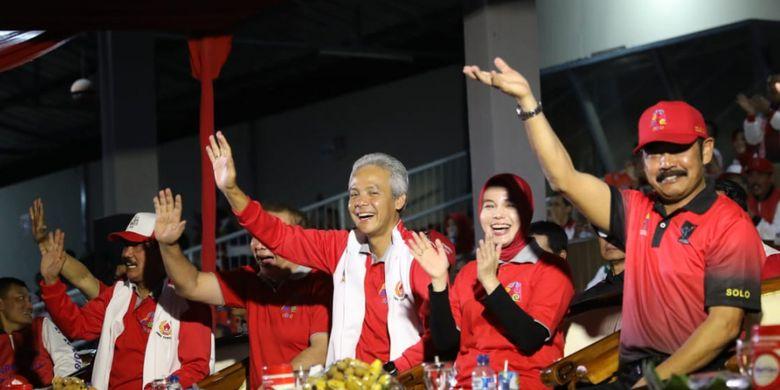 Buka Porprov, Ganjar Ajak Kepala Daerah Contoh Jokowi Hargai Atlet
