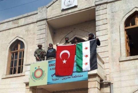 Erdogan Umumkan Afrin Berhasil Direbut dari Milisi Kurdi Suriah