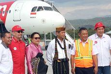 Penerbangan Perdana AirAsia ke Labuan Bajo