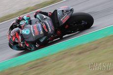 Quartararo Tercepat, Lorenzo Jatuh di FP1 MotoGP Belanda