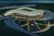 Atap Bergelombang, Ciri Khas Rostov Arena