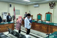 Mantan Gubernur Ridwan Mukti dan Istrinya Divonis 8 Tahun Penjara