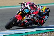 Dimas Ekky Belum Maksimal, Jorge Navarro Balapan Terdepan di Moto2