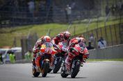 Marc Marquez Bela Lorenzo Soal Insiden di GP Catalunya