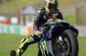 Komentar Rossi soal Insiden dengan Lorenzo di MotoGP Catalunya