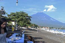 Dampak Erupsi Gunung Agung ke Bisnis Hotel Lebih Parah Dari Bom Bali