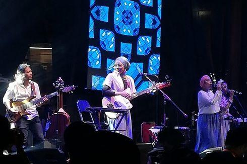 Lagu Terbaru Chiki Fawzi Terinspirasi Pengungsi Muslim Uighur