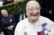 Biarawati Pahlawan saat Perang Dunia II Meninggal di Usia 103 Tahun