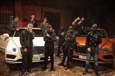 Geng Narkoba Inggris Pamer Senjata dan Harta di Media Sosial
