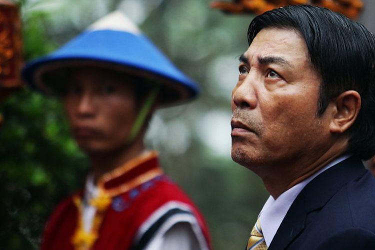Nguyen Ba Thanh, Pemimpin kota Da Nang, Vietnam, dari tahun 1997-2013.