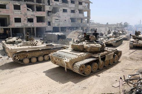 China Tegaskan Tak Dukung Aksi Militer di Suriah